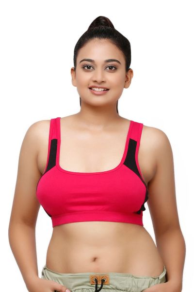 Ellixy Removable Cup Sports Bra