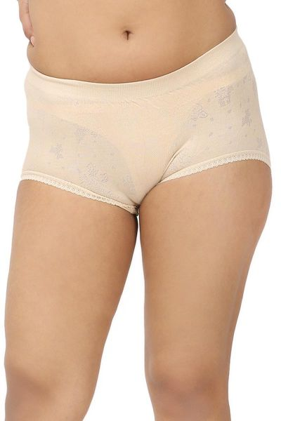 Ellixy Maternity Panty With Floral Print